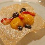 Italian Mango Sorbet