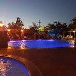 Pool area, fantastic!