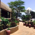 Mara Serena Safari Lodge Bild