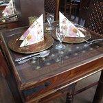 ein typischer Thai-Tisch