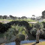 golf course view from room 2014