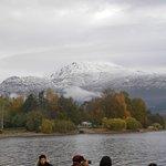 Lodge on Loch Lomond Foto