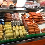 Authentic German Butcher Store