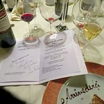 High cuisine and fine wines