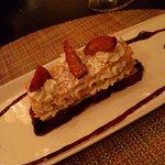 lovely fresh strawberry dessert