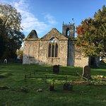 View of next door church