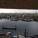 panorama of Amsterdam