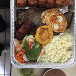 bandeja tipica (super tasty rice)