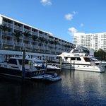 Hilton Fort Lauderdale Marina Photo