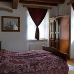 Beautiful bedroom - the Junior Suite