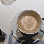 Cappucino and Liqueur
