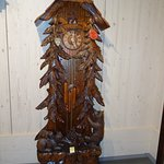 large Cuckoo clock from the gift shop