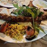 An excellent kebap :-)