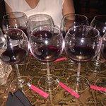 taster Flights of Wine!!