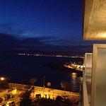 Blick Richtung Palma bei Nacht