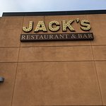 Foto de Jack's Restaurant and Bar