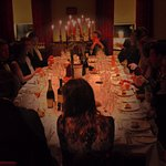 Private dining at the Annandale