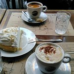 Excelente cafe con torta 2