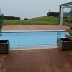 Acceso a la piscina desde la habitacion, Vistas espectaculares