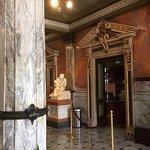 El lobby del teatro, excelente