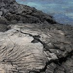 formacion de lava