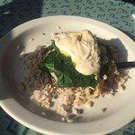 Portabello Benny,  Martha's 22nd Street Grill, 25 22nd St, Hermosa Beach, CA