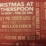 Christmas at Spenny spoons