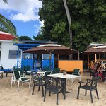 Foto de Ju Ju's Beach Bar and Restaurant