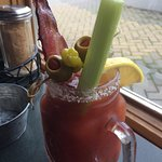 Bloody Mary for lunch