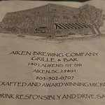 Foto di Aiken Brewing CO
