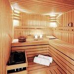 Sauna in LUX Apartment