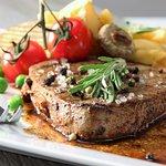 28 Day Matured Steak