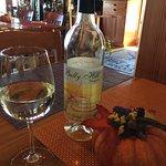 The Pinot Grigio wine