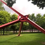 Minneapolis Sculpture Garden Foto