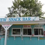 It's just a little snack bar but they offer the best choices of fish