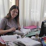 RECEPCION y ASESORAMIENTO / Sra CAROLINA