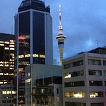 Looking towards Sky Tower