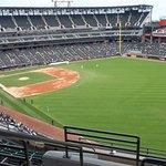 Upper deck right field