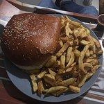 Boogie burger version Notorious BIG (les ingrédients et taille du pain sont doublés) et grandes