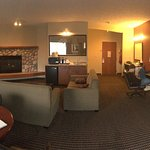 Photo de Holiday Inn Express Anchorage