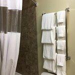 Tons of towels! :D