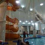 Indoor Pool & Water Slide