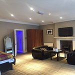 The eddleston suite ... given as a very  reasonably priced upgrade - thank you barony x
