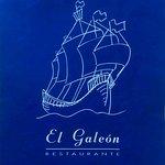Carta del restaurante El Galeón