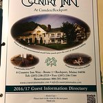 The Country Inn at Camden / Rockport Foto