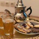 Enjoy the Mint Tea