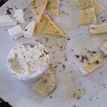 סירין: פלטת גבינות עיזים