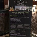 The Central Court Hotel Foto