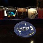 Blue Frog (Beicheng Tianjie)