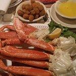 Foto de AmberJack Seafood & Steaks